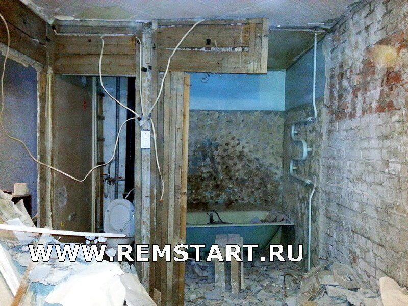 Ремонт квартир 137 серии фото