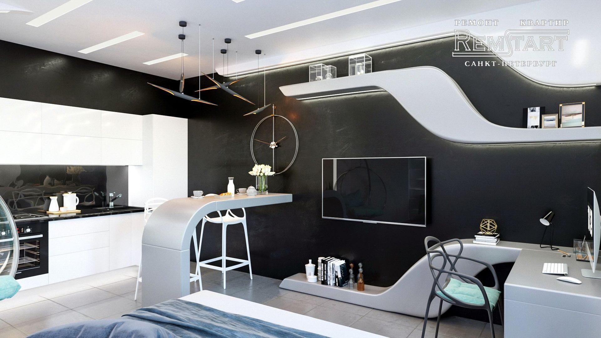 посмотреть дизайн квартир фото