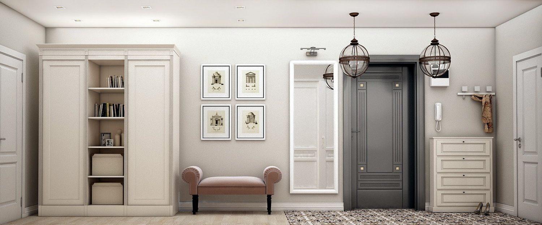 Дизайн проект квартиры в элитной новостройке Санкт-Петербург