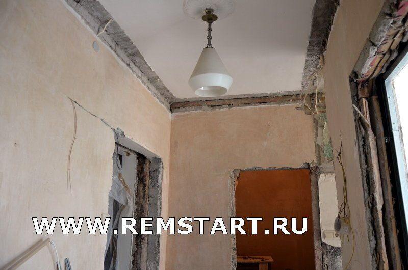 ремонт квартир фото сталинка: