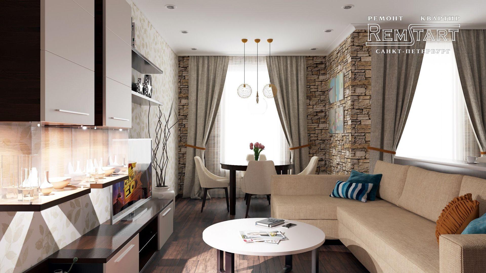 Дизайн квартиры отзывы спб