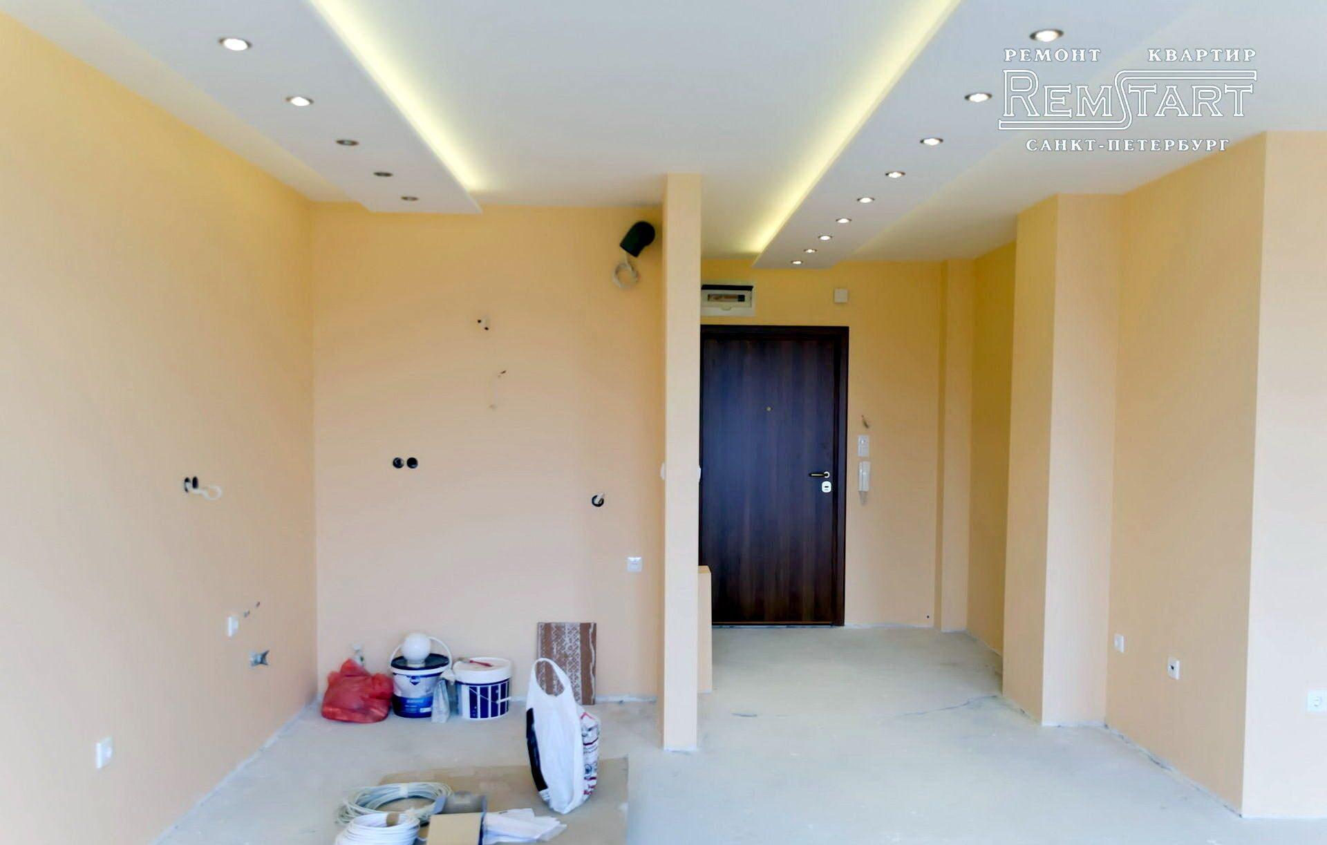Ремонт квартир под ключ в Новосибирске Недорого и