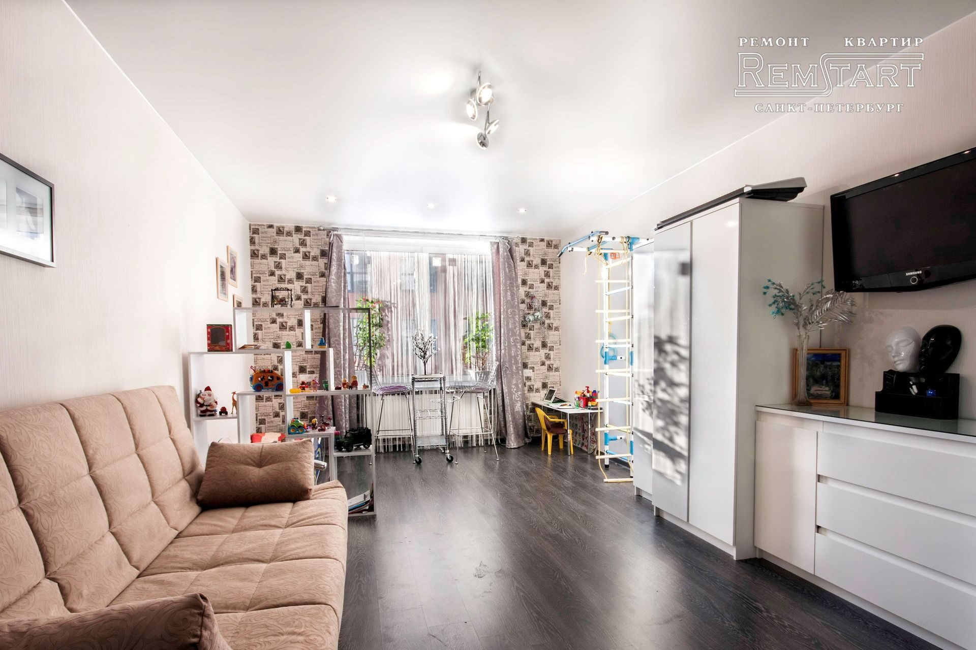 Отделка квартир под ключ - Доступные цены 2018 года