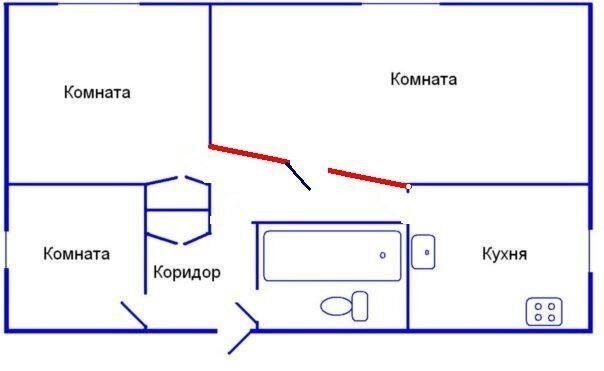 Дизайн и ремонт квартиры в хрущевке СПБ
