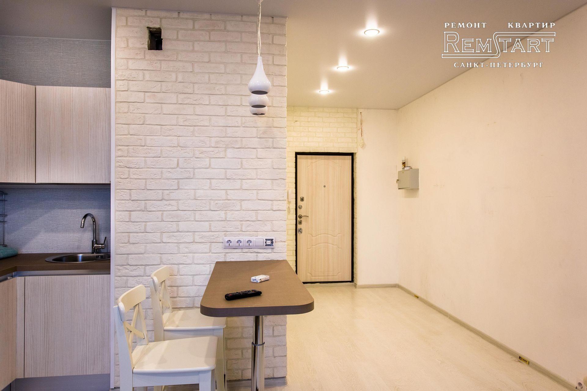 Ремонт квартиры в новостройке с материалами дешево
