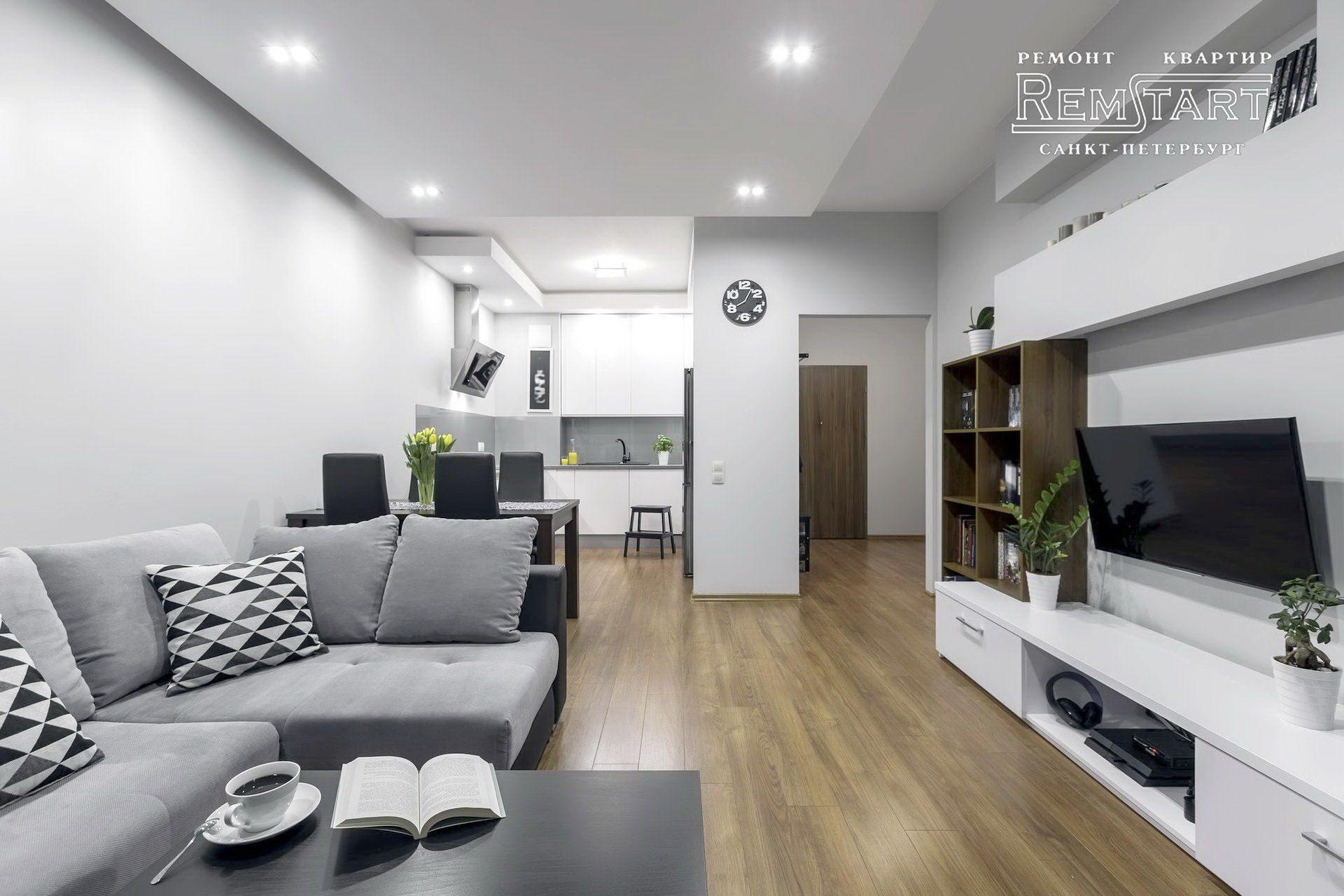 Ремонт и отделка квартир в Электростали по индивидуальному